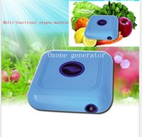 airs list - 2016 New Listing Home Fruit and Vegetable detoxification oxygen machine ozone generator air purifier