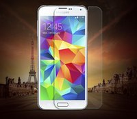 Wholesale 0 mm Tempered Glass Screen Protector FOR Samsung Galaxy S S S NOTE NOTE Phone Protective Film