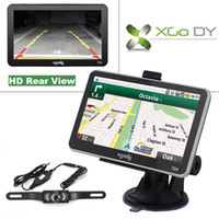 av services - Brand New quot GB GPS Car Truck Navigation With Wireless Backup Camera AV IN Rear View Camera New Free Maps Best Service