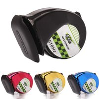 Wholesale Motorcycle auto Electric Bicycle Car horn V Universal MOTOWOLF