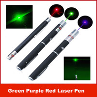 Wholesale High Power MW Green Blue Voilet Red Lazer Ray Laser Pointer Pen efit For SOS Mounting Night Hunting teaching Xmas gift