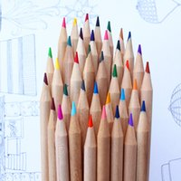 Wholesale Secret Garden coloring pencils Enchanted Forest Painting pens Colored pencils Creative Writing tools colors colouring pencils