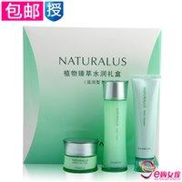 aqua care lotion - Set aqua gift plants cleansing lotion cream skin care