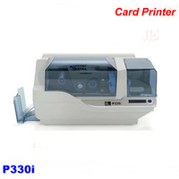Wholesale Zebra Single PVC ID card printer P330i support color printing