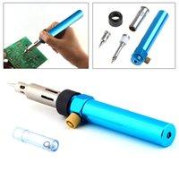 Wholesale Cordless Welding Pen Burner Butane Gas Blow Torch Soldering Solder Iron Gun ZH078