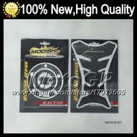 Wholesale Carbon Fiber Tank Pad Protector For YAMAHA YZFR1 YZF R1 YZF R1 YZF1000 YZF R YZF R1 G23 Gas Cap Cover sticker