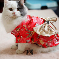 Cheap Coats, Jackets & Outerwears Dogs dress Best Spring/Summer New Year Dogs costumes