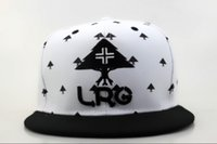 lrg - Cheap LRG Collection Snapback Snapbacks Hat Cap White Black Best Hip Hop Snapback Hip Pop Hats Caps Mix Order QH