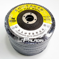 abrasive flap discs - 50 pieces pack quot A O Abrasive Flap Grinding Disc Polishing Wheel Angle Grinder Accessories