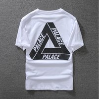 paul and shark - 2016 Palace Skateboard Men s Fashion Oversized t shirts Men Hip Hop Element tshirt Homme Graphic Camisetas Hombre Brand Clothing