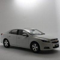 asian euro - DIE CAST MODEL DEALER China GM Chevrolet MALIBU WHITE model asian model euro model euro