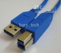 Wholesale Superspeed USB3 A Male to B Male A B AM BM Printer Cable