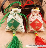 Wholesale China traditional hand made sachet bags gift of love gift of health