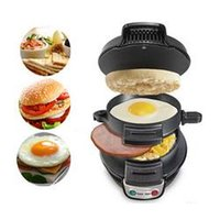 Wholesale Breakfast Sandwich Maker Hamburger Muffin Kitchenaid Cooking Tools Home Appliances