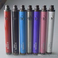 ecigs - Vision Spinner II mah Electronic Cigarettes Ego Twist V V Vision Spinner Ecigs For E cigarette atomizer Vape Pen E cig