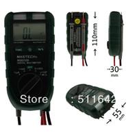 achat en gros de mastech autoranging-Mastech ms8232B Multimètre numérique à balayage portable Courant de tension DC AC Hz Indicateur de compresseur de capacité Testeur de LED de test