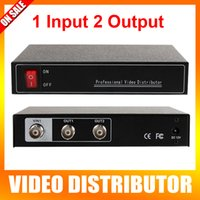 1 points 2 analog input definition - Analog High Definition HD Video Splitter Points Output Support P P AHD HDCVI HDTVI Camera BNC Input Out Distance Max m
