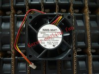 Wholesale New Original NMB NL W B56 T01 DC12V A MM cm Wires Computer Cooling Fan