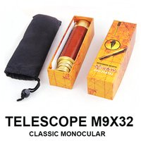 Wholesale telescope M9 X classic monocular magnification X objective diameter mm