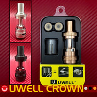 black rose - Original Uwell Crown Tank black uwell crown rose gold crown tank Smok Xcube Mini vs Toptank OBS Orius Aromamizer RDTA
