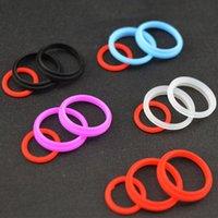 Cheap Colorful Kanger Silicon O Rings Kanger Seal Ring Set Best Kanger Subtank O Ring Fit Subtank Plus Subtank Mini Subtank Nano Clearomizer Rings