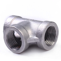Wholesale High Quality Hot Sale inch Stainless Steel Pipe Fitting Threaded Biodiesel Way order lt no track