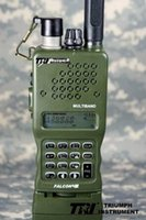 Wholesale TRI PRC UV PINS Inter Intra MBITR Radio Devgru PRC Tactical Wireless Walkie IPX green and sand Walkie Talkie