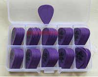 Wholesale Best Selling withcase piece Guitar Picks mm Purple Dunlop Tortex Guitar Picks TOP SELLER