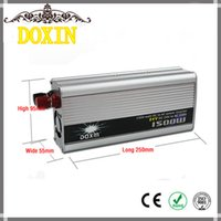 Wholesale 1500w modified sine wave off grid car power inverter