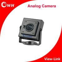 cctv camera lens - CWH H Mini CCD Pinhole Camera H TVL Security Camera quot Sony CCD CCTV Camera Hidden Color Camera with mm Pinhole lens