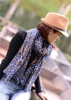 retail shawls - Scarf Shawl Latest Korean Female Refreshing Style Voile Microgroove Speckle And Retail