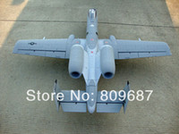 air force rc - A10 US air force toy RC aircraft model D fly Kit type for RC airplane hobby