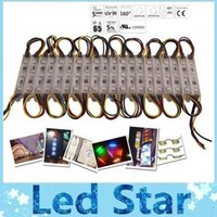 led module light - DIY Leds SMD Led Modules Waterproof V RGB Led Pixel Modules Light WW PW CW R G B For Channel Letters
