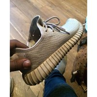Cheap New Released Yeezy Boost 350 Oxford Tan Milan Shoes Yeezy Boots 350 Moonrock Turtle Dove Gray Pirate Black New Foamposites Yeezy