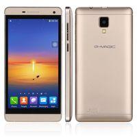 magic sim - Unlocked B MAGIC M850 Quad Core Smartphone Inch IPS MTK6582 Ghz M RAM G ROM Android4 Ultra Slim G Double Micro SIM