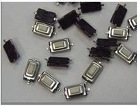 Wholesale 100pcs Tact Switch Tactile Switches connectors Push button SPST NO Electronic mm