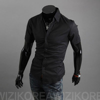 Cheap Mens Shirts Short Sleeve Button Down | Free Shipping Mens ...