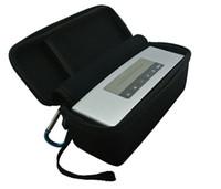 bags speaker quality - 10pcs Portable EVA Shockproof bag for soundlink Carry Travel Cover Bag For Soundlink Mini Bluetooth Speaker High Quality Hard Case