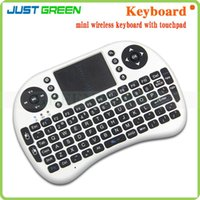 Wholesale Lovely G Wireless Keyboard UKB500 For Android TV Box Google TV Box With Touchpad