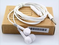 Cheap Brand New XIAOMI Earphone Headphones White,black with Mic for MI2 MI2S MI2A Mi1S for mobile Phone MP3 MP4