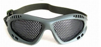 Wholesale 2015 New Hot Steel Mesh Eyes Protective Goggles Outdoor Spectacles Mesh Glasses Eye Protection Goggles Bulletproof Goggles