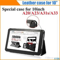 android tablet pc rating - Special Leather Case Stand Cover For quot inch Android Tablet PC MID Allwinner A33 A20 A23 A31S ATM7029 Rated JBD XX5