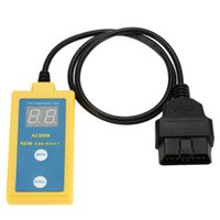 Wholesale ALBABKC AC808 Auto Car Airbag Diagnostic Scan Tool Code Reader Scanner Read and Clear SRS Trouble Codes for BMW K3558