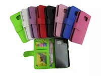 For Apple iPhone Plastic smart phone Photo Frame Wallet Credit ID Card money slot stand Leather Cover Case for Samsung Galaxy S6 g9200 Galaxy S6 edge g9250 50pcs lot