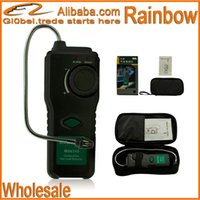 Wholesale MASTECH MS6310 Portable Combustible Gas Leak Detector Natural Gas Propane Gas Analyzer With Sound Light Alarm