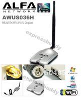 alfa realtek - USB ANTENNA Alfa AWUS036H USB WiFi Adapter Wireless G dBi Antenna REALTEK RTL8187L