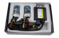 Wholesale Lowest price Xenon HID kit H1 H3 H4 H8 H10 H4 H7 H11 single beam CAR headlight fog lamp v w color k k k k k k