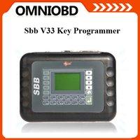 auto immobilizer - 2016 New Auto Car SBB Silca Key Programmer V33 High Quality New Immobilizer Transponder Multi languages Useful Key Pro Tool