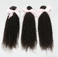 Cheap Brazilian Kinky Curly Best Peruvian Hair Weave