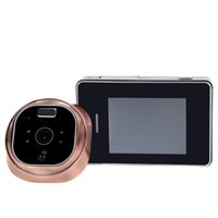 Wholesale 2 TFT Touchscreen Electronic Digital Video Peephole Viewer Doorbell Security Camera Monitoring System Night Vision G SD Card